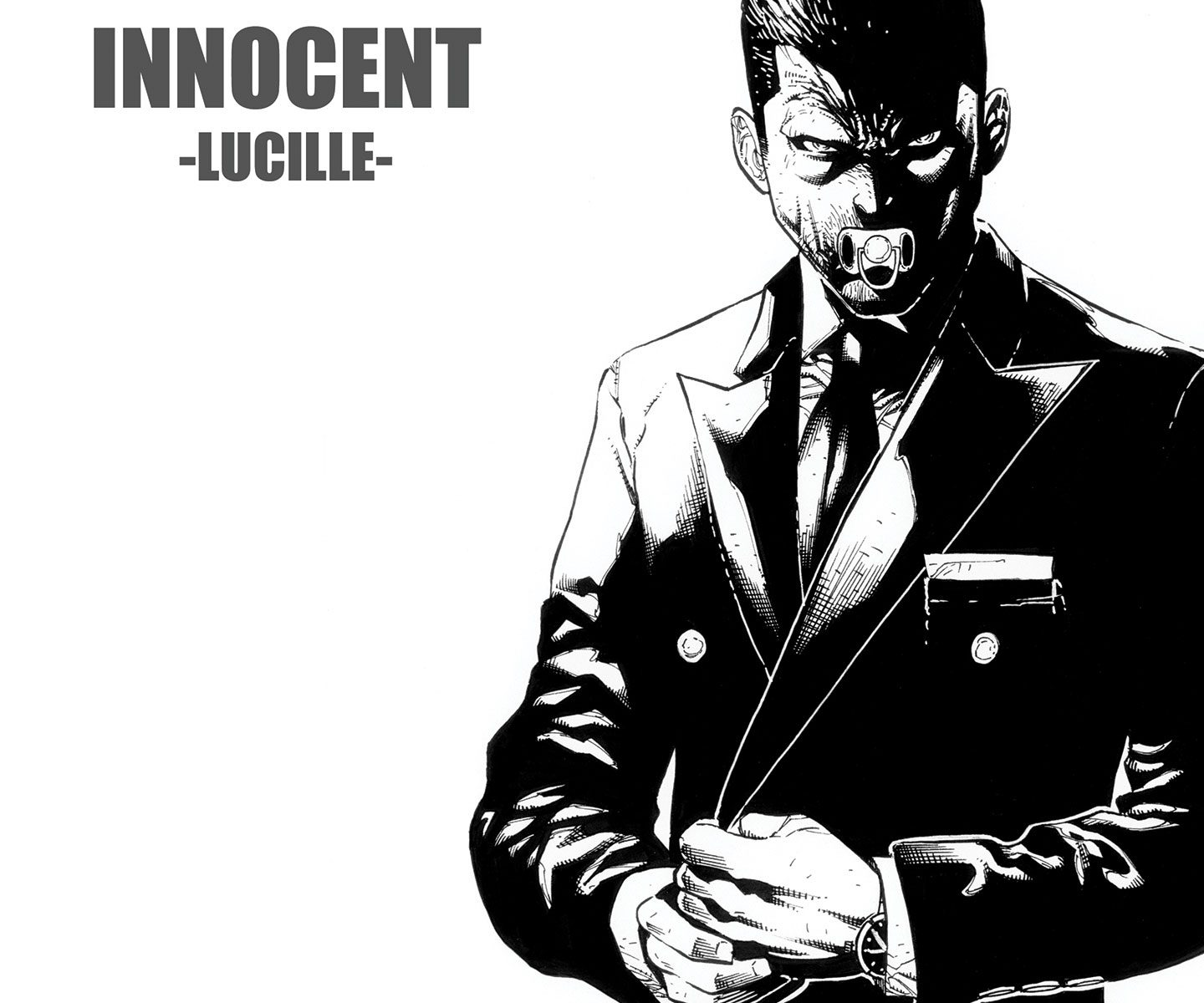 lucille the album innocent coming soon